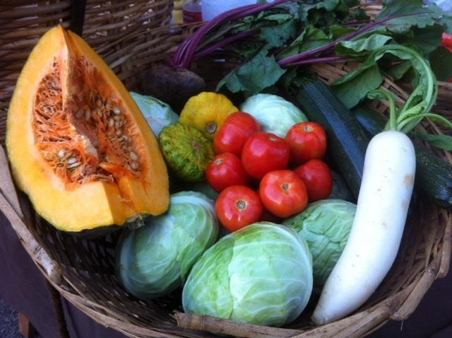 1st organic market