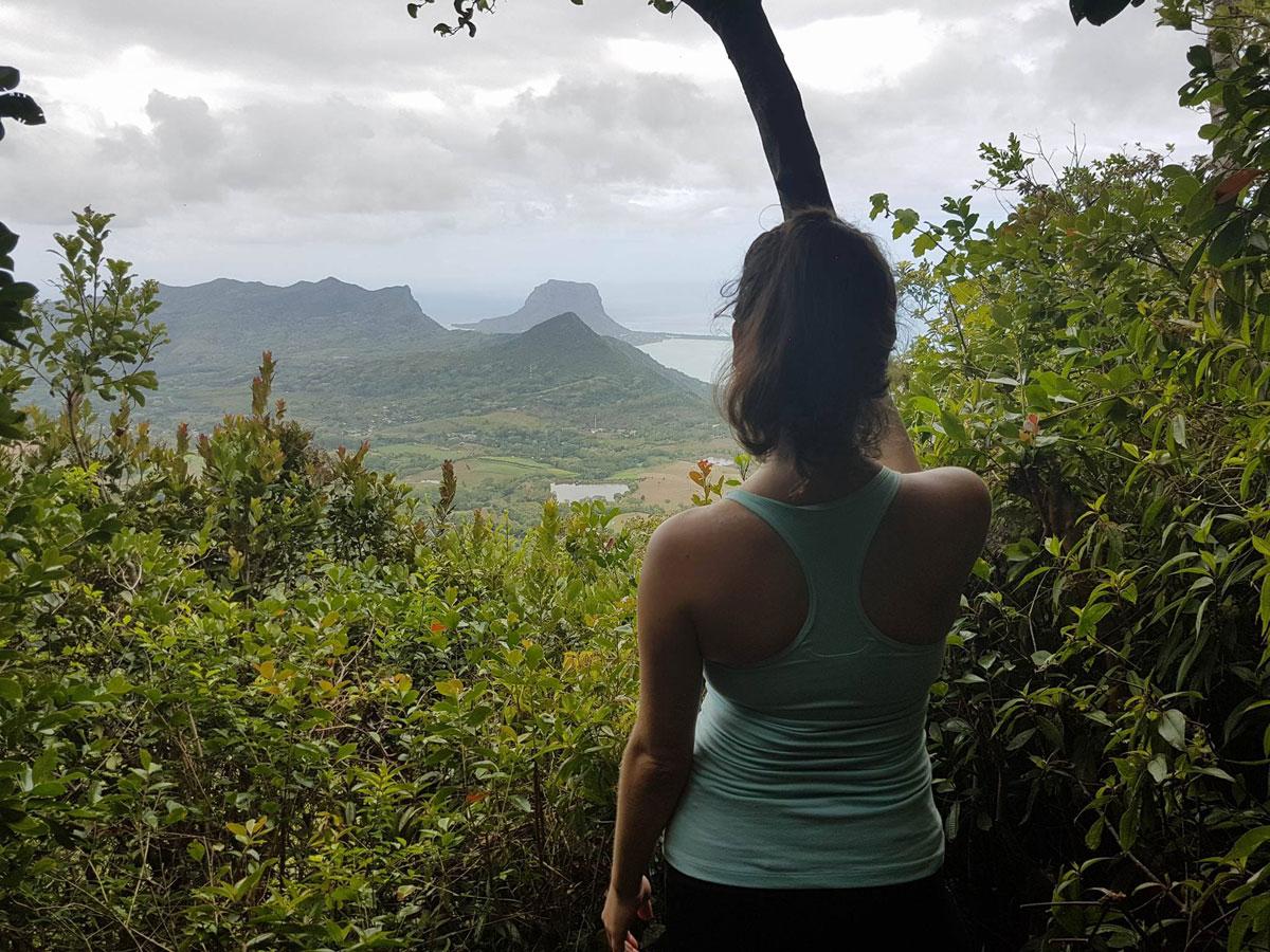 Hike to Piton de la Petite Riviere Noire, Mauritius