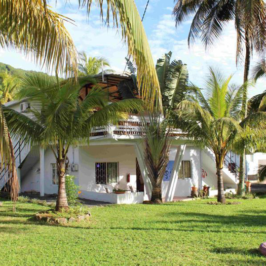 Titli guest house, Mahebourg, Mauritius