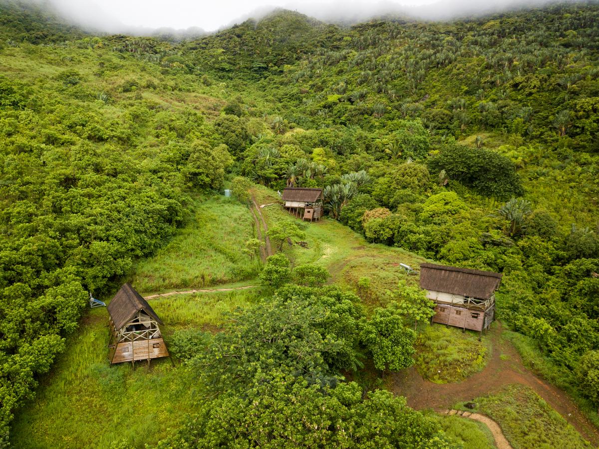 Otentic eco-lodge Mauritius