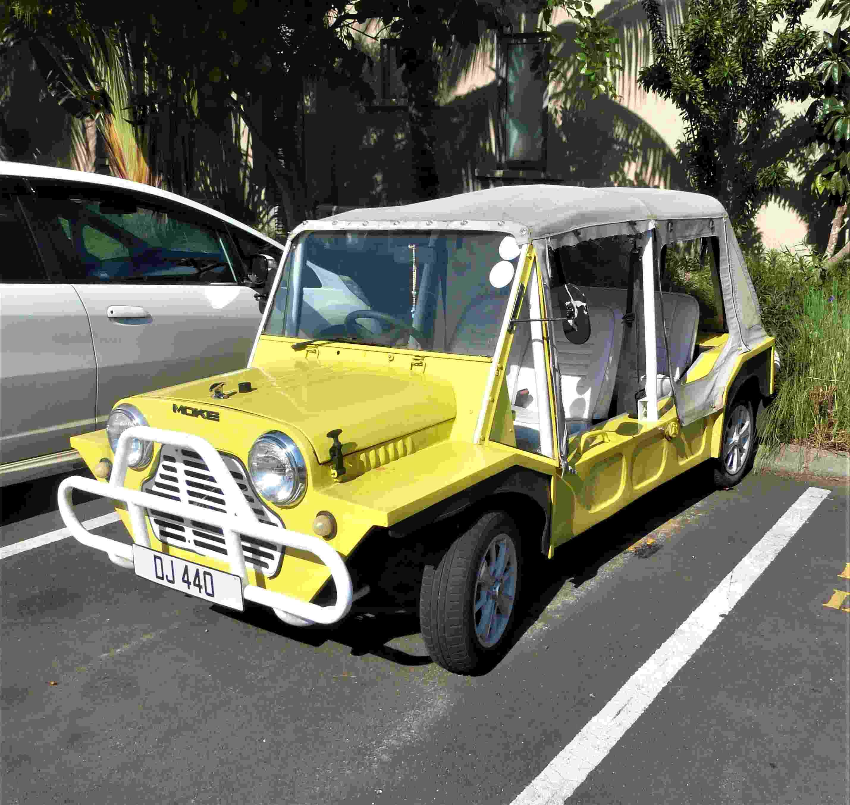 Rent a car Mauritius