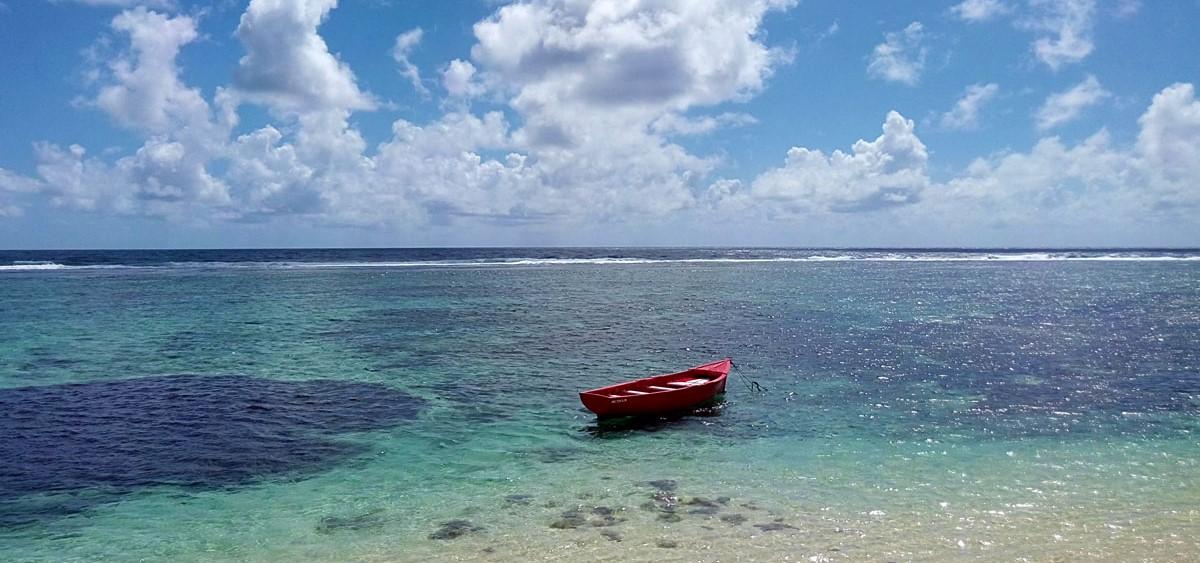 Poste de Flacq beach, Mauritius