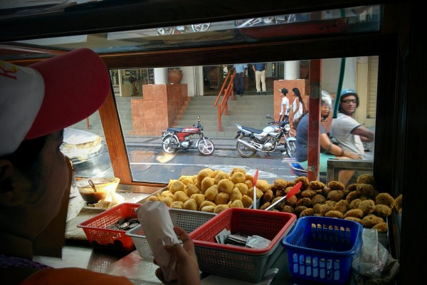street food dic carousel