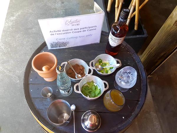 agricultural rum of Mauritius