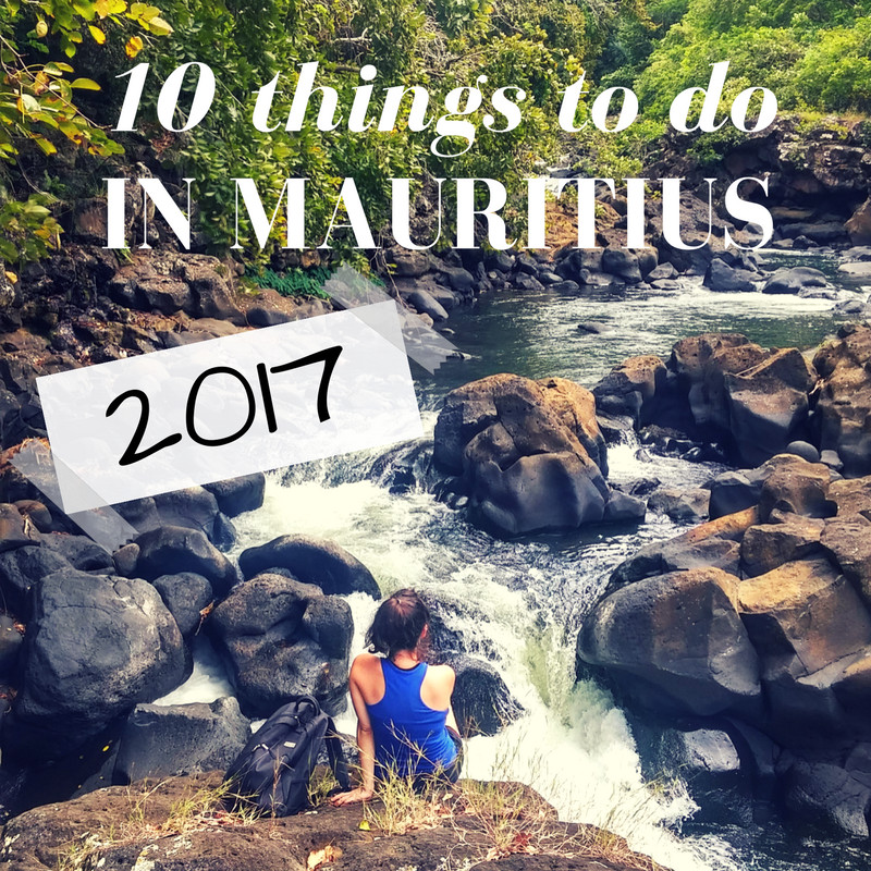 top things to do in Mauritius
