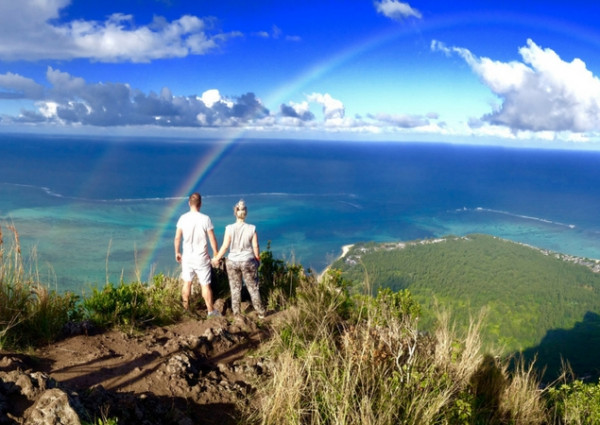Guided hike up Le Morne Brabant, UNESCO Heritage Site