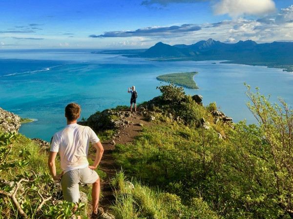 Guided hike to Le Morne, UNESCO Heritage Site