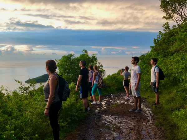 Guided hike to Le Morne Brabant, UNESCO Heritage Site