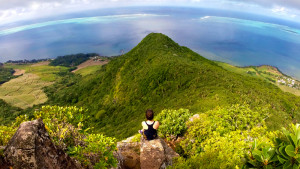 best Mauritius hikes, lion mountain