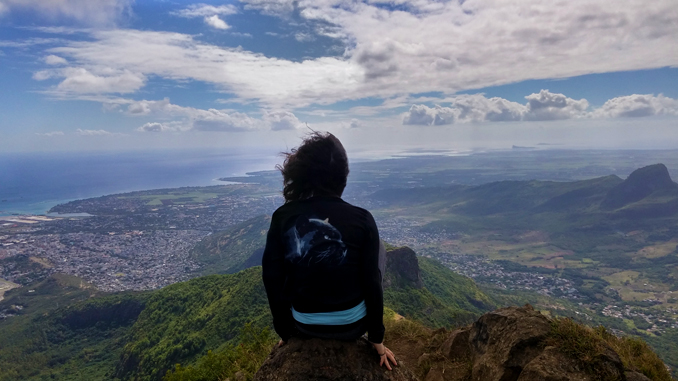 Conquer the 2nd highest mountain of Mauritius with us!