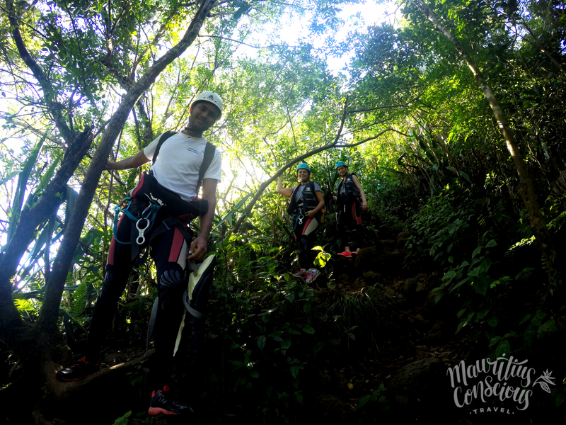 Canyoning 7 Cascades