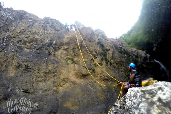 Canyoning in Mauritius 7 Cascades