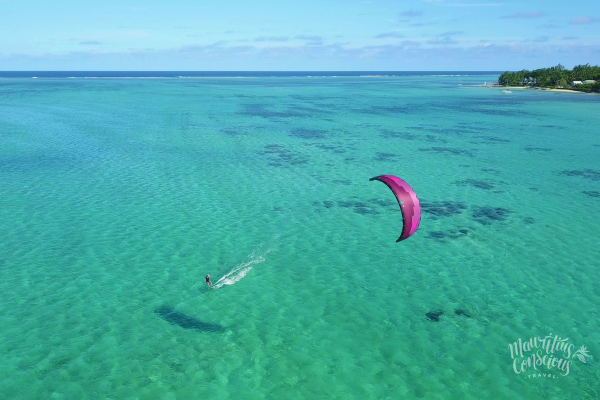 Kitesurf Mauritius - Mauritius Conscious