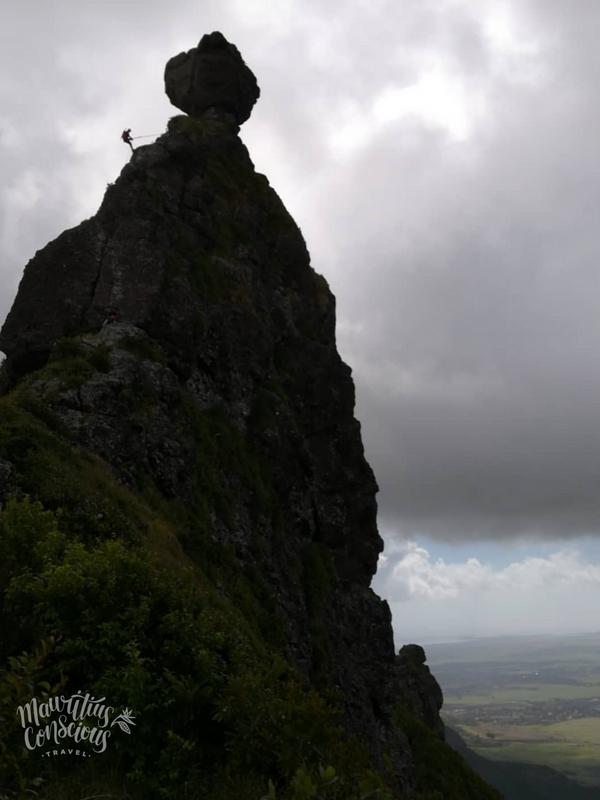 Climbing the Pieter Both