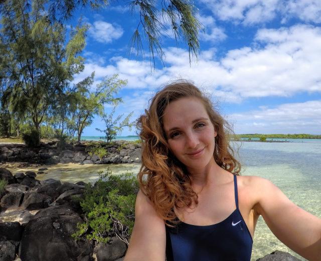 solo female traveler in mauritius