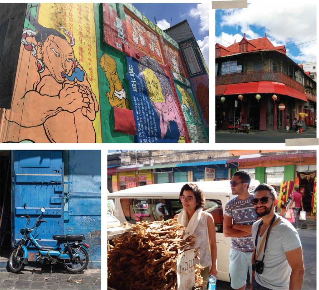 Port-Louis, Mauritius, Street Food, Street Art