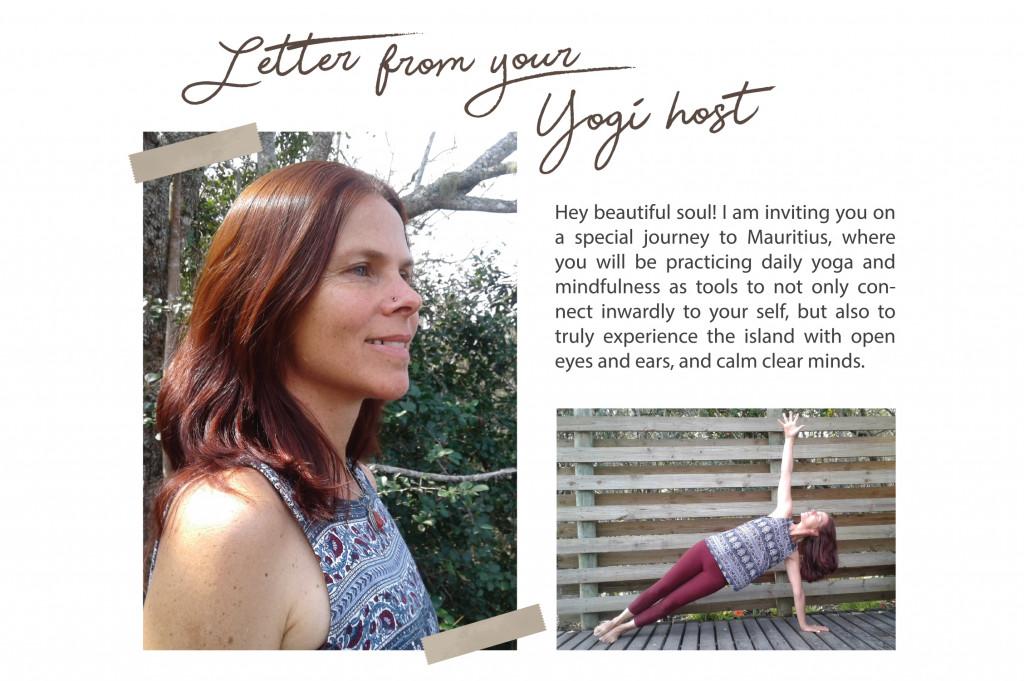 Yoga teacher, wellness Mauritius
