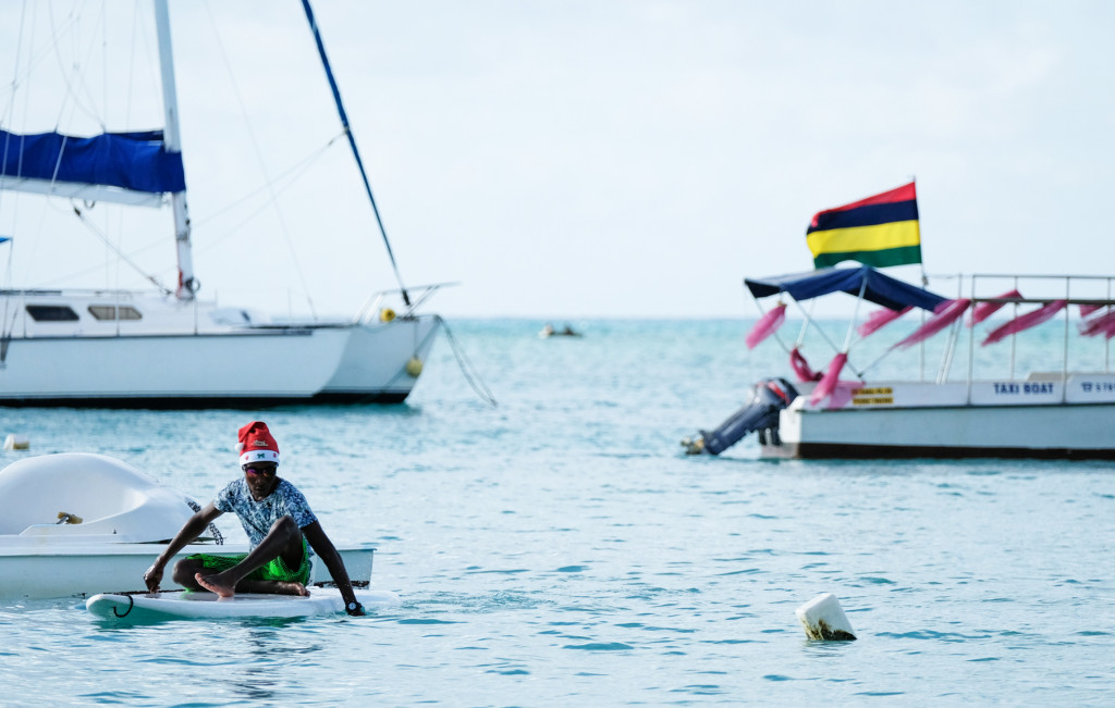 Christmas in Mauritius