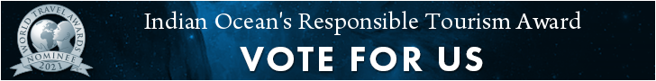Vote for Us - Indian Ocean's Responsible Tourism Award